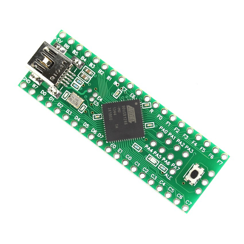 Genuine PJRC Teensy++ 2.0 USB AVR develope board for ps3 Teensy  AT90USB1286<br>