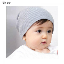 2016 Fashion Cute Baby Kids Boy Girl Unisex Soft Organic Knitted Crochet Beanie Hat Autumn Winter Warm Christmas Party Cap Hot