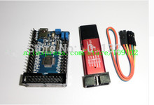 ARM Cortex-M3 STM32F103c8t6 STM32 Core Board Mini Development Plate Module + ST-Link V2 stlink mini(China)