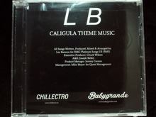 Lee Bannon - Caligula Theme Music EP CD New Sealed