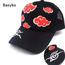 Uzumaki naruto one piece Tokyo Ghoul baseball cap snapback hat adjustable anime hip hop caps  hat