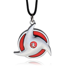 Buy Naruto symbol necklace Women Men Leather chain Necklaces Pendants Naruto new Design Alloy Simple Necklace for $1.33 in AliExpress store