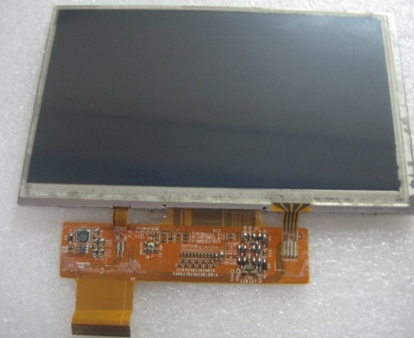 6 inch high-definition screen TM060RBH01 GPS screen display screen with touch screen universal<br>