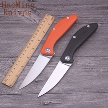 Portable Outdoor Camping Tactical Folding Knife Practical Diving Tactical Combat Rescue Knives Hunting Survival Travel EDC Tools(China)