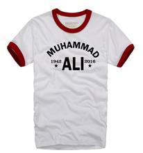 MMA Cassius Clay Muhammad Ali Retro T Shirt Vintage Men T-Shirt Harajuku Men  Boxer The Greatest  HEAVYWEIGHTS LEGEND