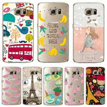J7 2016 Soft TPU Cover For Samsung Galaxy J7 2016 Case Phone Shell Cases Balloon Flowers Artistic Eyes Cactus Best Choice