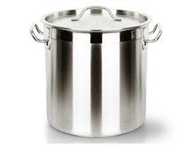 FREE SHIPPING 12-170 LITRE Stainless steel big tom bucket  bucket compound sole thick soup pot large commercial household brine