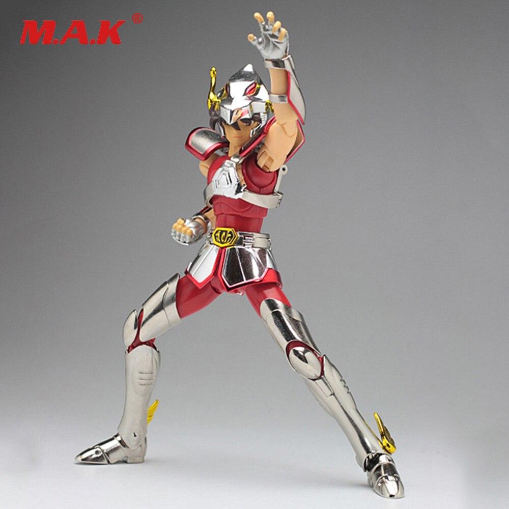 Myth Cloth Anime Figure Model Saint Seiya Pegasus Tenma V1 Metal Armor Action Figures for Collections <br>