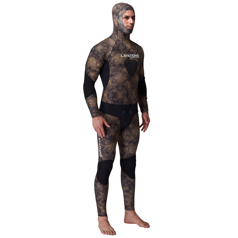 spearfishing underwater hunting opencell snooth skin wetsuit yamamoto cressi03