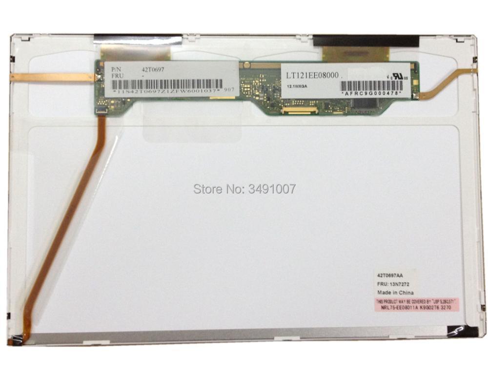 LT121EE08000 fit LTN121AP03 LTD121KX6B LCD SCREEN PANEL no-touch<br>