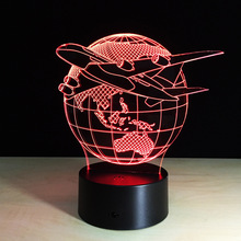 Usb Led 3d Lamp Light Wall Light Battery Operated Kids Lamp Bedroom Creative Gifts For Valentines Day 3d Lamp Led