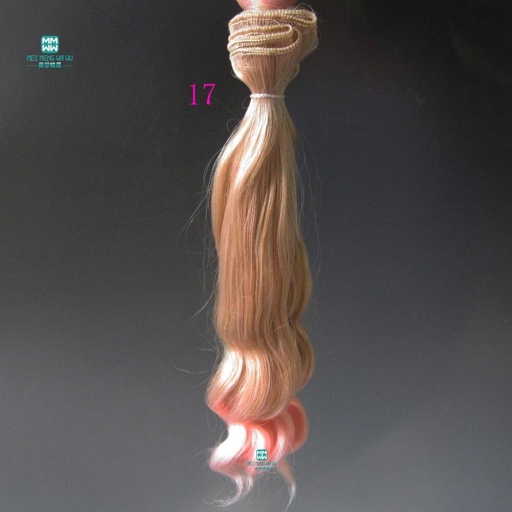 Alt laines juuksed nukule