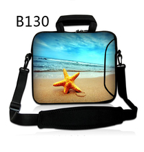 "Star Fish 10"" Laptop Shoulder Bag Case Cover For Samsung Galaxy Note 10.1"" Microsoft Surface/Apple iPad Air iPad 2 3 4 5 W/Cover(China)"