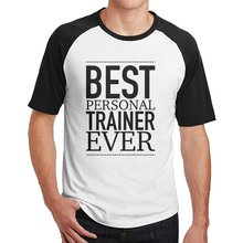 Best Personal Trainer Ever Men's Cotton Tshirt