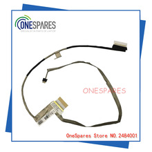 New LCD Flex Video Cable for Toshiba For Satellite C50 C50-A C55 C50D PT10 PT10F laptop cable P/N 1422-01F7000