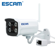 Escam QD300 Mini Bullet WiFi IP Camera HD 720P Onvif P2P IR Outdoor Surveillance Night Vision Security CCTV Camera Android Phone