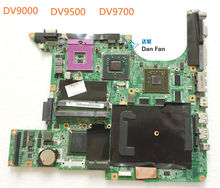 447983-001 For HP Pavilion DV9000 DV9500 DV9700 Laptop Motherboard 31AT5MB00F0 Mainboard 100%tested fully work(China)