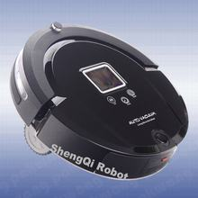 A320 New Automatic Robot Vacuum Cleaner for home with 4 in 1 Mult-ifunctional Vacuum cleaner black