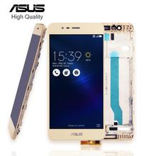 "For ASUS Zenfone 3 Max ZC520TL X008D LCD Display Touch Screen Digitizer Glass Assembly / Frame 5.2"" 1280*720"