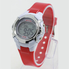 2017 Boy Girl Alarm Date Digital Multifunction Sport LED Light Wrist Watch Student Wholesale A7031