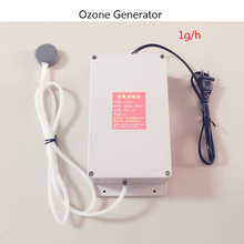 AC220V Air Purifiers Ozone Generator Ozonizer/Ozonator Air Cleaner 1g/h(China)