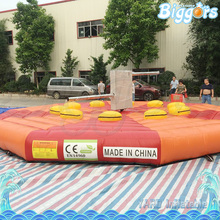 Sea Shipping Inflatable Wipeout Course Eliminator Sport Game Inflatable Meltdown Game For Adults(China)