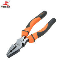 RDEER 6''/150mm Cutting Pliers Locking Pliers Clamping Tool Chrome Vanadium Multitool Wire Stripper Repair Tools(China)