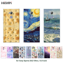 Buy Sony Xperia XA2 Ultra Fashion Printed Sony XA2 Ultra Cover Sony Xperia XA2 Ultra Silicone Soft TPU DIY Coque for $1.39 in AliExpress store