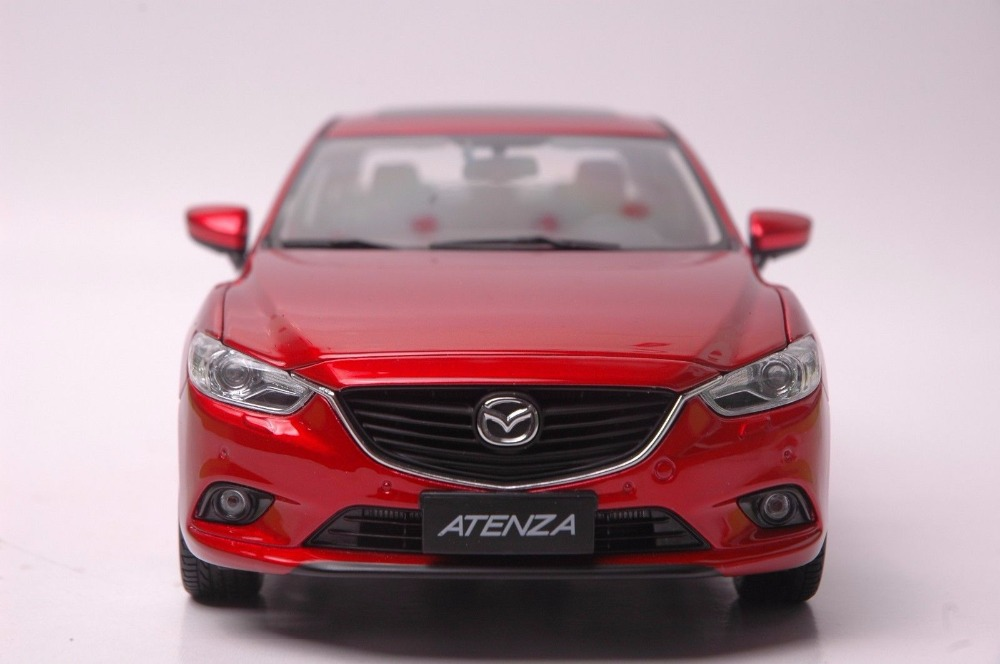 Mazda Atenza car model in scale 118 r 3