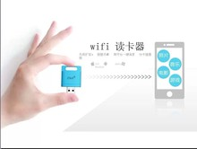 Wifi Wirless Card Reader for Micro SD SDHC TF Flash Wireless Storage Device XL6G(China)