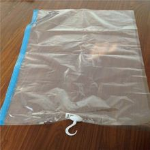 Vacuum Bags for Clothes Hanging Wardrobe Storage Organizador Cover for Clothes Space Saver Bag Vacuum Package Storage Bag(China)