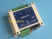 FX1N FX2N 14MR SMART 8DI 6DO Relay 2AD Analog for Mitsubishi PLC stepper motor controller RS232 RS485 Modbus(China)