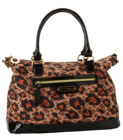 New  Brown leopard one - shoulder bag BH80110large  Satchel carry on luggage  duffle bags<br><br>Aliexpress