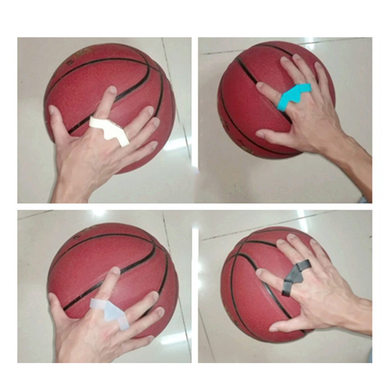 kaaka 4 Point Silicone Basketball Finger Shooting Posture Correction Device Trainer for Beginner//Advanced Training Practical Gear
