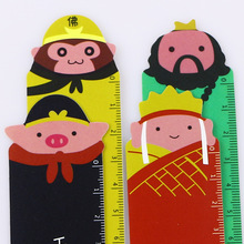 Coloffice Cute kawaii monkey king straight ruler drawing Math Geometry Tools rulers Gift Stationery School office suppliers kids(China)