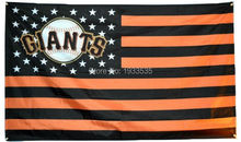 San Francisco SF Giants Flag 3x5 Banner Stars and Stripes Poster Posey