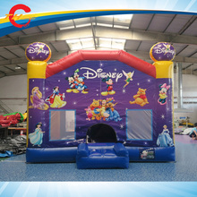 4.5*4*3mH commercial grade heavy duty 0.55mm pvc inflatable jumping castles,combos bouncers houses
