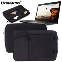 "Unidopro Sleeve Briefcase Notebook Aktentasche for Dell i5378-3031 13.3"" 2-in-1 Laptop Intel Core i3 Mallette Carrying Bag Cover"