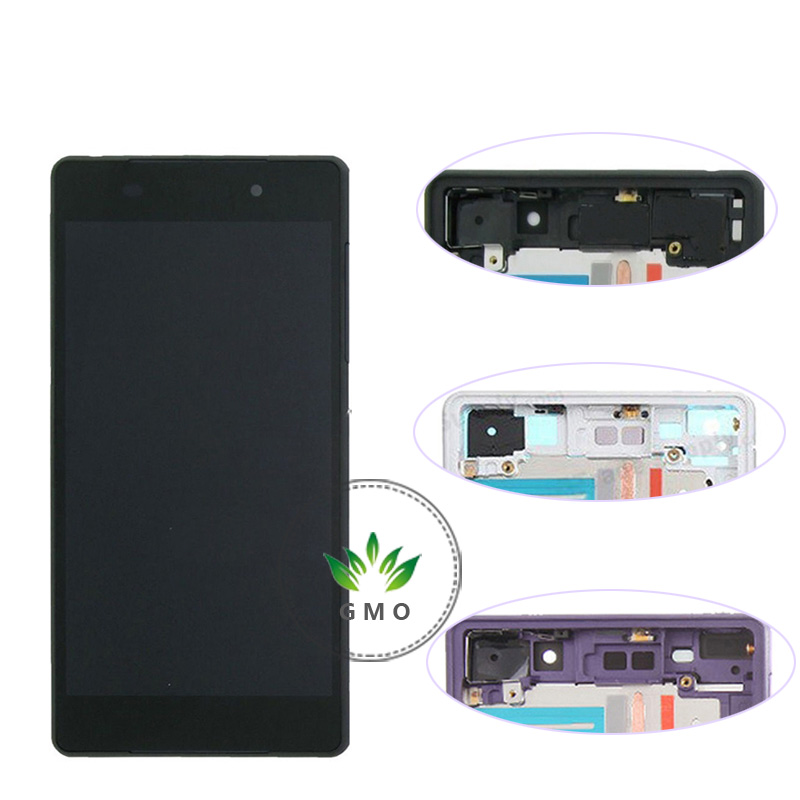 10pcs/lot LCD For Sony For Xperia Z2 L50W D6503 LCD Screen Display+Touch Digitizer+Frame Assembly DHL<br><br>Aliexpress