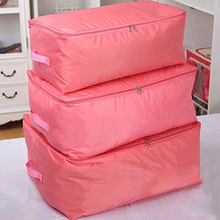 Washable Foldable Quilt Clothes Blanket Storage Bag Closet Organizer Box Pouch