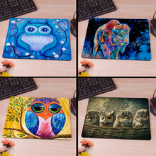 MaiYaCa Super popular News Sell New Small Size Roccat Gaming Pad Necessary Mouse MatCute Mouse Pad Non-Skid Rubber Pad