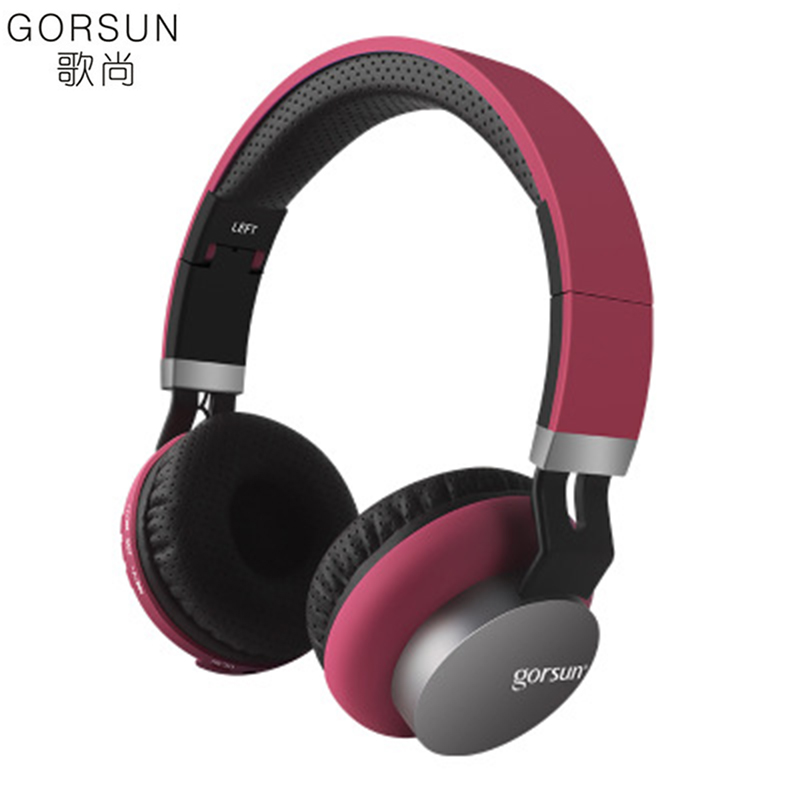 GORSUN E89 Wireless Sports 4.1 Bluetooth headphones Super Bass Portable Foldable Intelligent Noise Reduction for Mobile Phone PC<br>