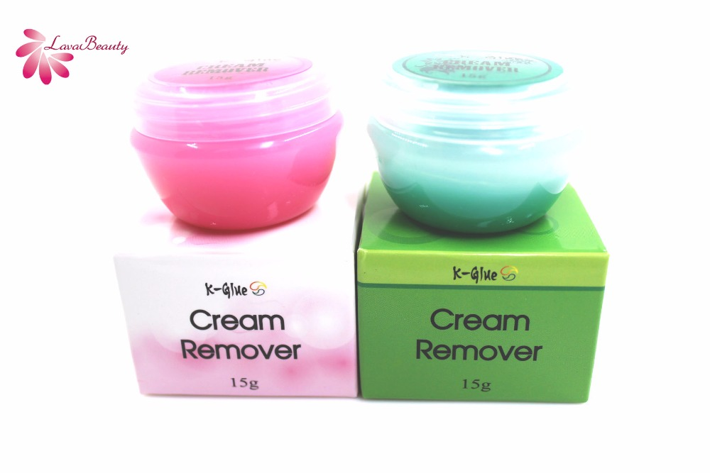 Eyelash Extensions cream remover (45)