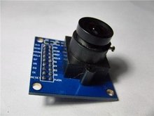 new !!! ov7670 camera module Supports VGA CIF auto exposure control display active size 640X480