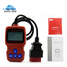Original Auto Code Reader AUTOPHIX OBDMATE OM510 OBD II EOBD Code Reader Diagnostic Tool with fuel economy feature Free Update