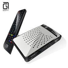 Gotit MINI DVB-S2 SR2025 HD Sunplus1507A H.265 Decoder Satellite receptor CCcam Youtube Youporn Supported PK receptor duosat