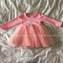 Baby Girl Dresses for party and wedding Summer TUTU KIKIKIDS pretty Dress For Girls Infant Girl Clothing tutu dress Basic Dress