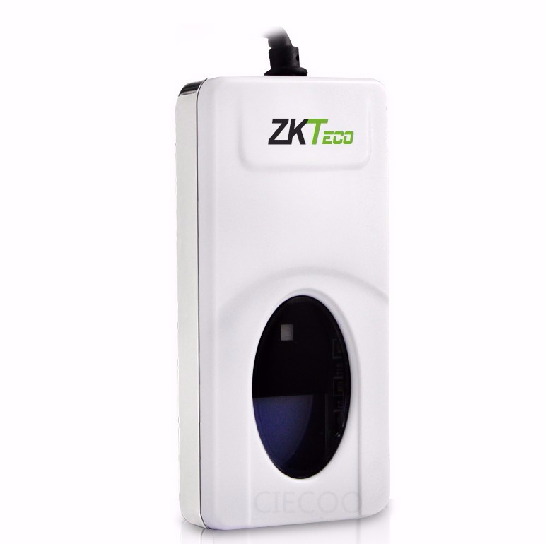 Brand New ZKT ZK9000 USB Fingerprint Reader Scanner Sensor for Computer PC Home Office Supplies , With Retail Box Free Shipping<br><br>Aliexpress