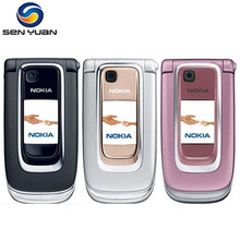 Unlocked 6131 Original Mobile phone Nokia 6131 Cheap GSM Camera FM Bluetooth cell phone Free Shipping