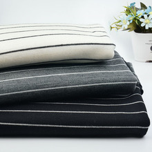 Eco-friendly super quality mercerized viscose wool spandex fabric stretchy 280gsm 50*175cm/piece K302407(China)